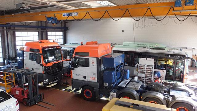 Werkstattbereich Wieser GmbH